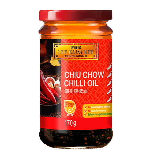 Chiu Chow Chilli Oil