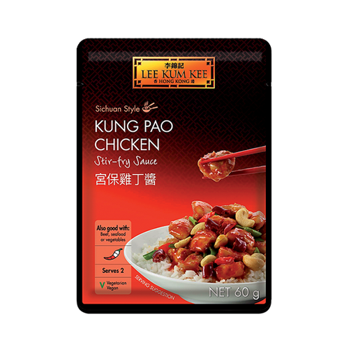 Lee Kum Kee Kung Pao Chicken Stir-fry Sauce